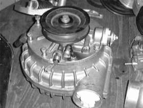 McCulloch Supercharger History